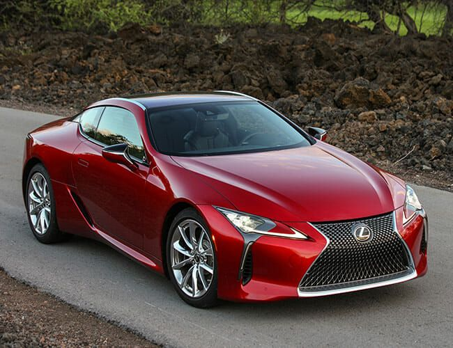 A Handy Guide to the Lexus Legend