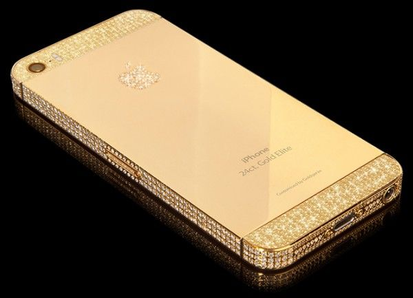7 Reasons To Purchase a 24 Carat Gold iPhone